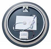Oglinda rotunda cu LED , touch si dezaburire , 69cm_1