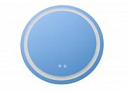 Oglinda rotunda cu LED , touch si dezaburire , 69cm_0