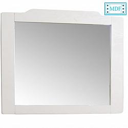 Oglinda seria 601 - 80cm alb rustic