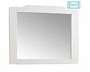 Oglinda seria 601 - 85cm alb rustic_0