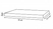 BLAT MDF SERIA 403 - 60CM SONOMA_3