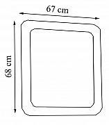 OGLINDA MDF SERIA 080-70CM , MIRAGE_2