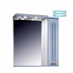 Oglinda seria 172 - 65cm BLEU rustic