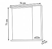 Oglinda seria 172 - 55cm , NUC_3