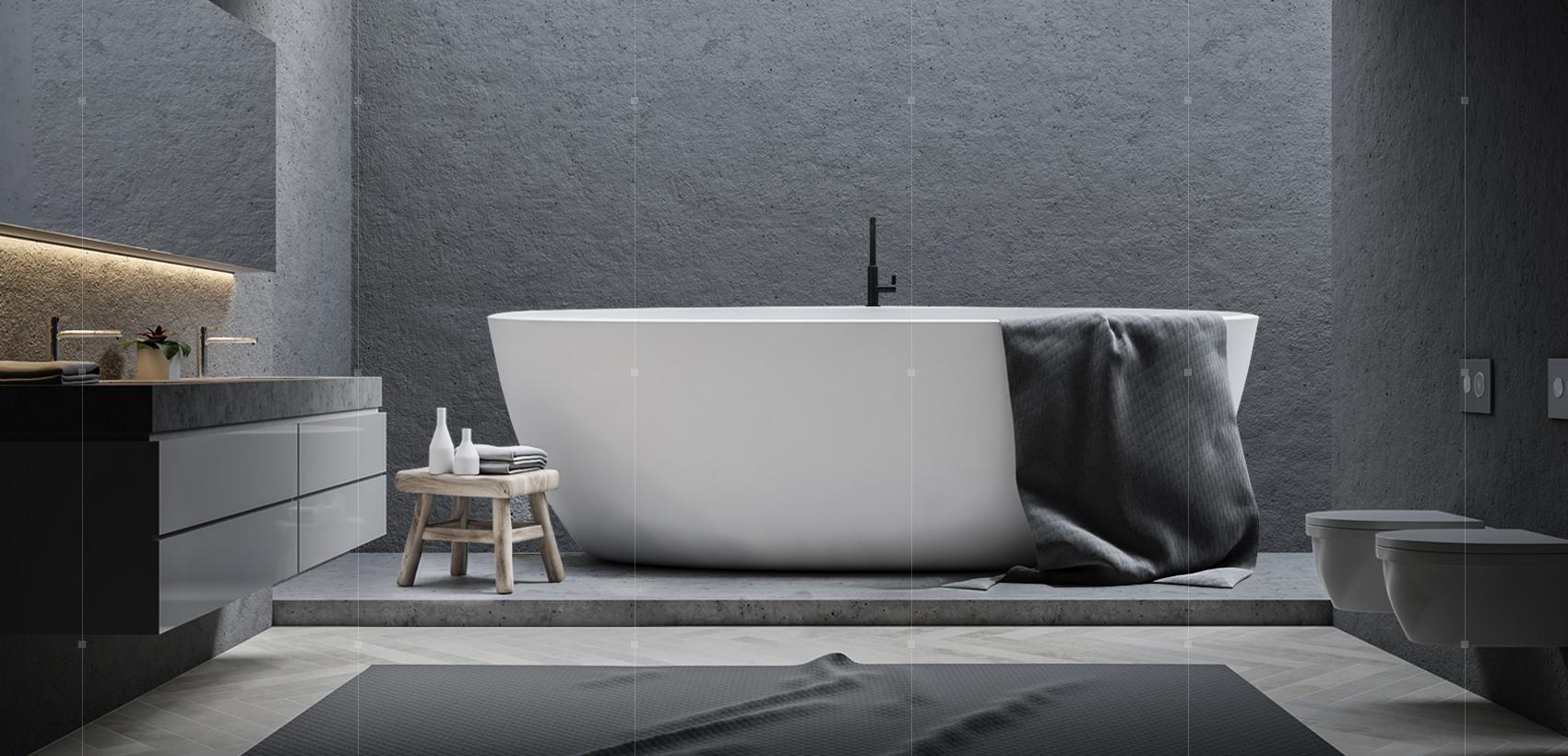 mobila de baie care te imbie la relaxare